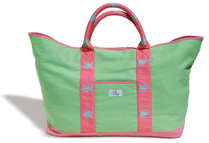 Jynell Designs - Katama Beach Bag
